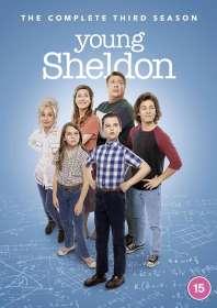 Young Sheldon Season 3 (UK Import), DVD