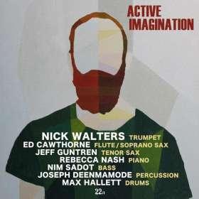 Nick Walters: Active Imagination, LP