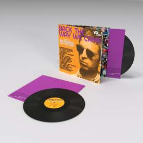 Noel Gallagher's High Flying Birds: Back The Way We Came: Vol.1 (2011 - 2021) (180g), LP