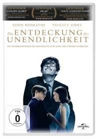 Die Entdeckung der Unendlichkeit, DVD