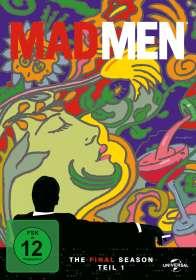 Mad Men Season 7 Box 1 (finale Staffel), 2 DVDs