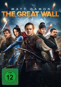 The Great Wall, DVD
