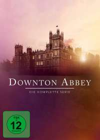 Downton Abbey (Komplette Serie), DVD