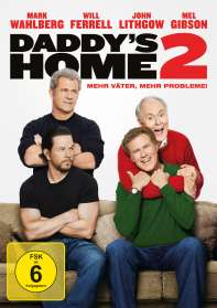 Daddy's Home 2, DVD