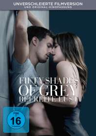 James Foley: Fifty Shades of Grey 3 - Befreite Lust, DVD