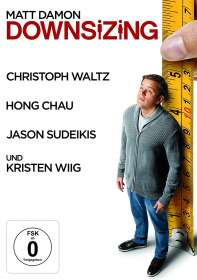 Downsizing, DVD