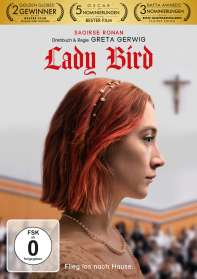 Lady Bird, DVD