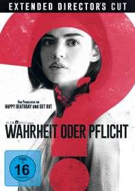 Wahrheit oder Pflicht, DVD