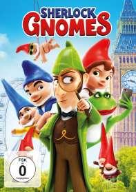Sherlock Gnomes, DVD