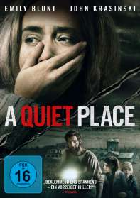 A Quiet Place, DVD