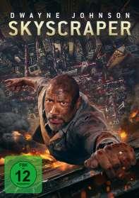 Skyscraper, DVD