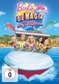 Barbie - Die Magie der Delfine, DVD