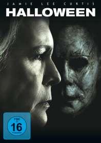 Halloween (2018), DVD