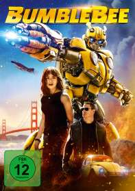 Travis Knight: Bumblebee, DVD