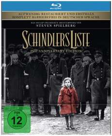 Steven Spielberg: Schindlers Liste (25th Anniversary Edition) (Blu-ray), BR