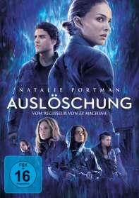 Alex Garland: Auslöschung, DVD