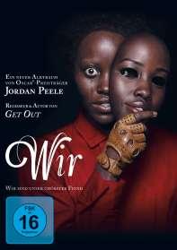 Jordan Peele: Wir, DVD