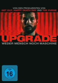 Leigh Whannell: Upgrade, DVD