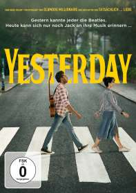 Danny Boyle: Yesterday, DVD