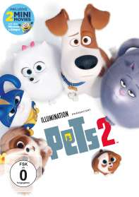Chris Renaud: Pets 2, DVD