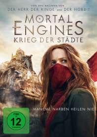 Christian Rivers: Mortal Engines: Krieg der Städte, DVD