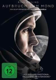 Damien Chazelle: Aufbruch zum Mond, DVD