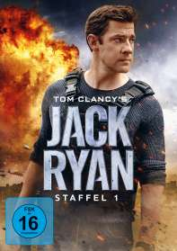 Jack Ryan Staffel 1, DVD