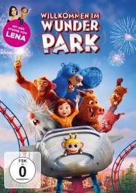 Dylan Brown: Willkommen im Wunderpark, DVD
