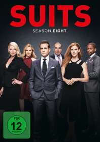 Suits Season 8, DVD
