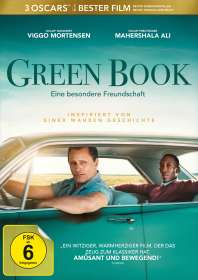 Peter Farrelly: Green Book, DVD