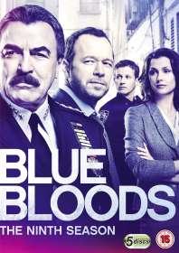 Blue Bloods Season 9 (UK Import), DVD