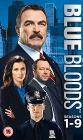 Blue Bloods Season 1-9 (UK Import), DVD