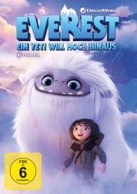 Jill Culton: Everest - Ein Yeti will hoch hinaus, DVD