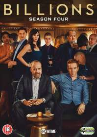 Billions Seasons 4 (UK Import), DVD