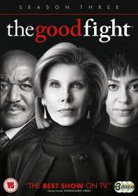 The Good Fight Season 3 (UK Import), DVD