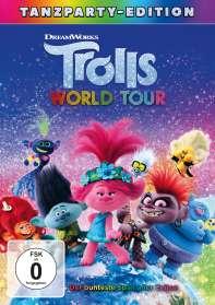 Walt Dohrn: Trolls World Tour, DVD