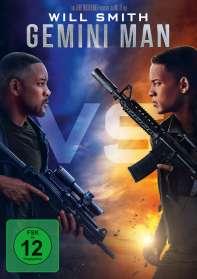 Ang Lee: Gemini Man, DVD