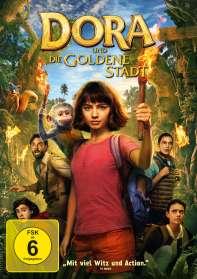 James Bobin: Dora und die goldene Stadt, DVD