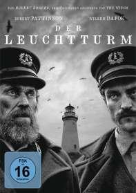 Robert Eggers: Der Leuchtturm (2019), DVD