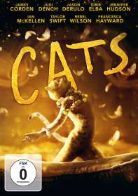 Tom Hooper: Cats (2019), DVD