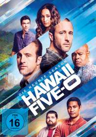 Hawaii Five-O (2011) Season 9, DVD