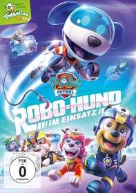 Paw Patrol: Robo-Hund im Einsatz, DVD