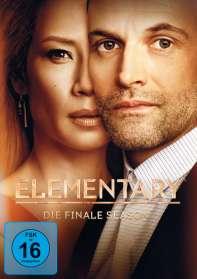 Elementary Season 7 (finale Staffel), DVD