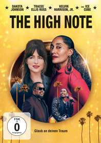 Nisha Ganatra: The High Note, DVD