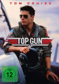 Tony Scott: Top Gun, DVD