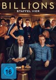 Billions Staffel 4, DVD