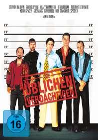 Bryan Singer: Die üblichen Verdächtigen, DVD