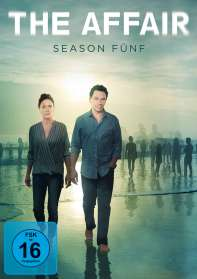 The Affair Staffel 5 (finale Staffel), DVD