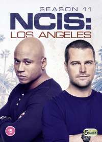 Navy CIS: Los Angeles Season 11 (UK Import), DVD