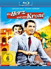 William Wyler: Ein Herz und eine Krone (Blu-ray), BR